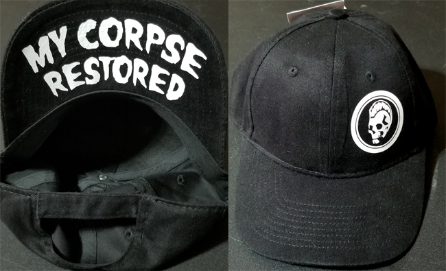 My Corpse Restored - Baseball Cap