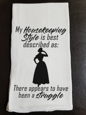My Housekeeping Style Is Best Described As...